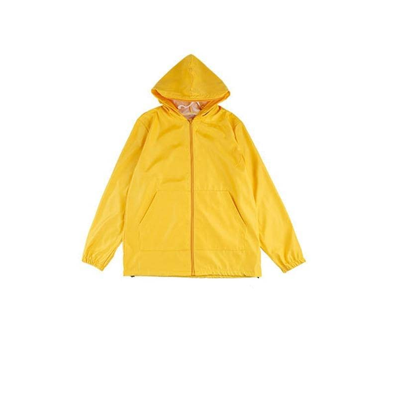 Yellow Anti Coronavirus Jacket - DrKillpain.com - Dr. Killpain