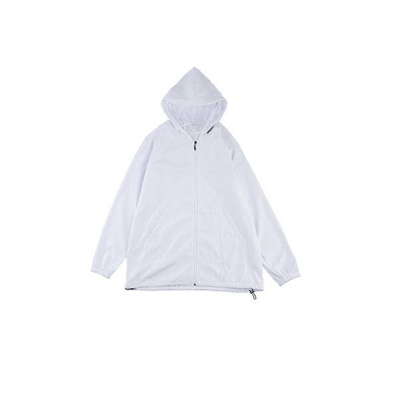 White Anti Coronavirus Jacket - DrKillpain.com - Dr. Killpain