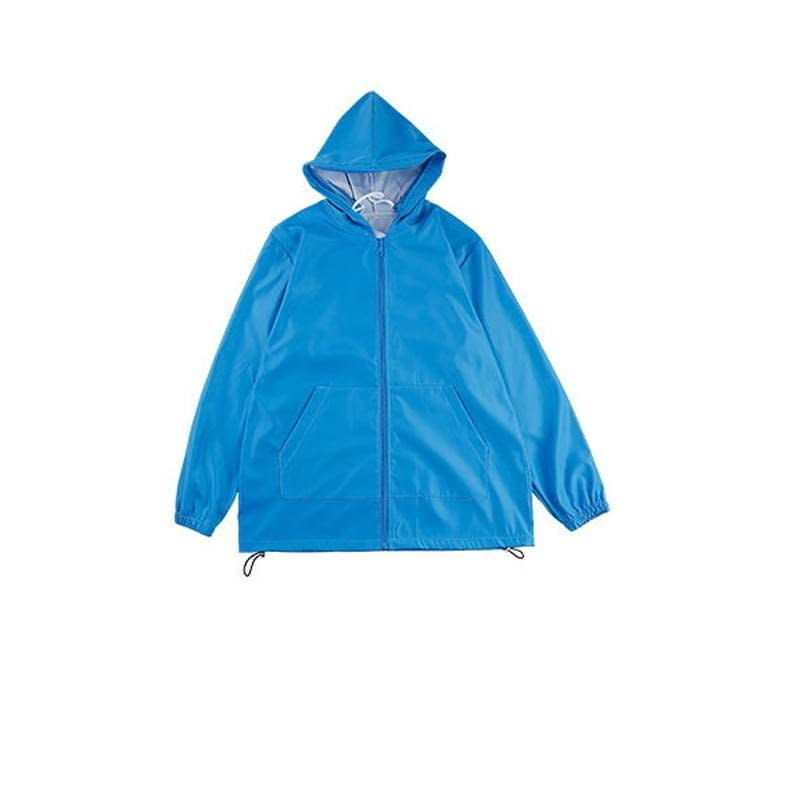 Blue Anti Coronavirus Jacket - DrKillpain.com - Dr. Killpain