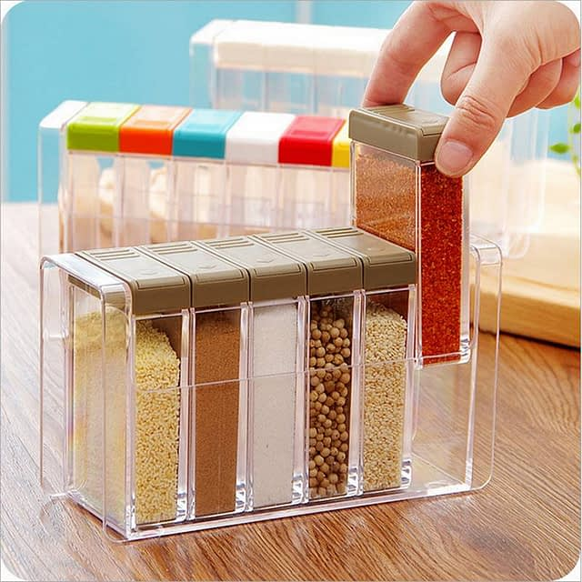 https://ineedaclean.com Kitchen Spice Storage Containers New Arrivals Kitchen Tools cb5feb1b7314637725a2e7: 1|2|3 I Need A Clean https://ineedaclean.com/the-clean-store/kitchen-spice-storage-containers/