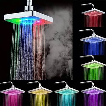 https://ineedaclean.com Color Changing Bathroom Faucets Head Shower Bathroom Shop Bathroom Faucets bfb47e15afae94dd255571: 3 Colors|7 Colors I Need A Clean https://ineedaclean.com/the-clean-store/color-changing-bathroom-faucets-head-shower/