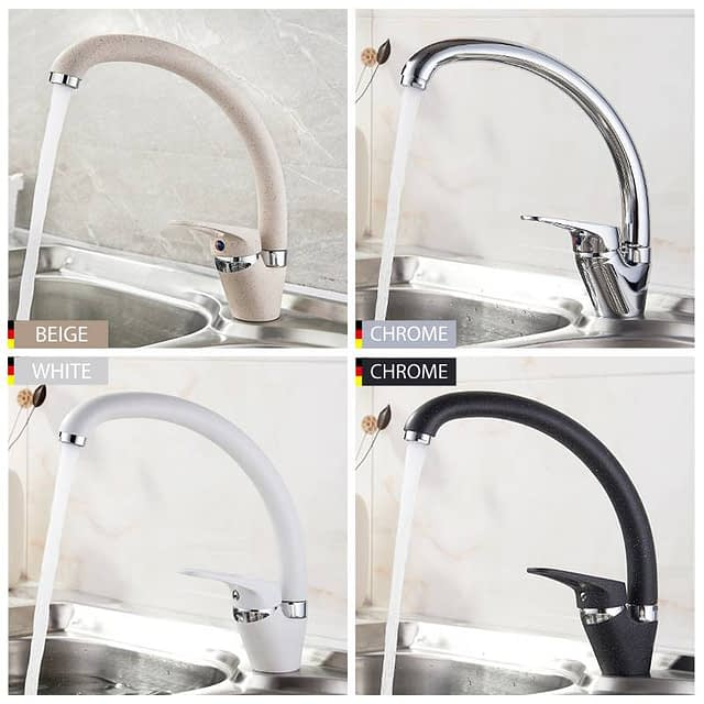 https://ineedaclean.com Multicolor Kitchen Faucet Modern Tap New Arrivals Kitchen Faucets cb5feb1b7314637725a2e7: Beige|Black|Silver|white I Need A Clean https://ineedaclean.com/the-clean-store/multicolor-kitchen-faucet-modern-tap/