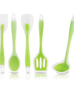 https://ineedaclean.com High Quality Heat-Resistant Eco-Friendly Silicone KitchenUtensils Set New Arrivals Kitchen Tools  I Need A Clean https://ineedaclean.com/the-clean-store/high-quality-heat-resistant-eco-friendly-silicone-kitchen-utensils-set/
