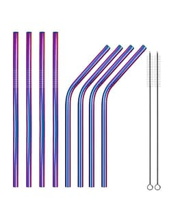 https://ineedaclean.com Reusable Stainless Steel Straws with Cleaning Brush New Arrivals Kitchen Shop Kitchen Tools cb5feb1b7314637725a2e7: A|B|Black|Blue|C|gold|Purple|A with bag|B with bag|Black with bag|blue with bag|C with bag|Colorful A|Colorful B|Colorful C|Colorful with bag|E with bag|Gold with bag|Kids with bag|purple bag|Rose Gold|Rose gold with bag  I Need A Clean https://ineedaclean.com/the-clean-store/reusable-stainless-steel-straws-with-cleaning-brush/