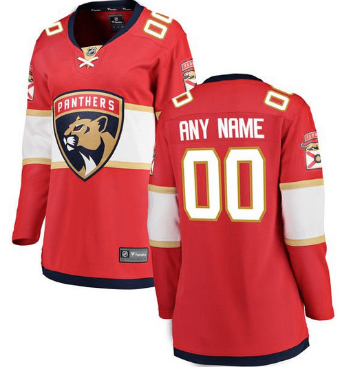 9c94dc36 🔥 Florida Panthers NHL Hockey Jersey For Men, Women, or Youth ...