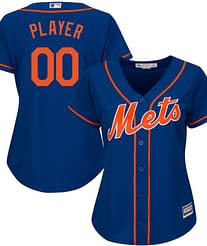 new product 9e330 9871c New York Mets MLB Jersey For Men, Women, or Youth - Custom Name and Number