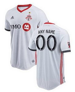 huge discount fa75b a380d Toronto FC MLS Soccer Jersey for Men, Women, or Youth - Custom Name and  Number