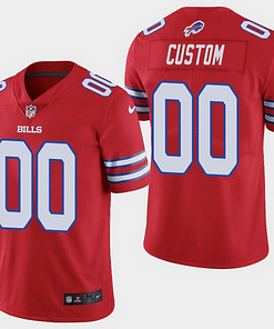 cheaper 1782b d0d60 Buffalo Bills NFL Football Jersey For Men, Women, or Youth (Custom Name and  Number)