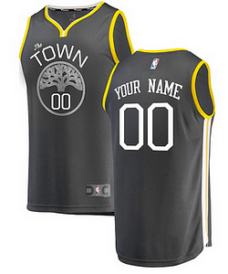 best loved 328ae 74df4 Golden State Warriors NBA Basketball Jersey For Men, Women, or Youth (Any  Name and Number)