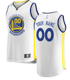 new style 97ade d2bac 🔥 Golden State Warriors NBA Basketball Jersey For Men ...