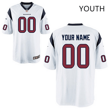 new concept dfdca 46a0c Houston Texans NFL Football Jersey For Men, Women, or Youth (Custom Name  and Number)