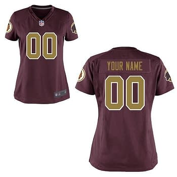 14d9f63f Washington Redskins NFL Football Jersey For Men, Women, or Youth (Custom  Name and Number)