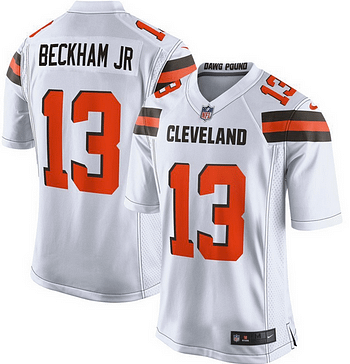 cheaper 7517e ef074 Odell Beckham Jr. Cleveland Browns NFL Football Jersey for Men, Women, or  Youth
