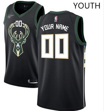 huge discount 8ecc7 95773 Custom Milwaukee Bucks NBA Basketball Jersey For Men, Women, or Youth (Any  Name and Number)