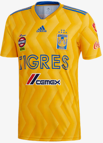 huge discount 6633a 925ea Tigres UANL Soccer Jersey For Men, Women, or Youth - Custom Name and Number