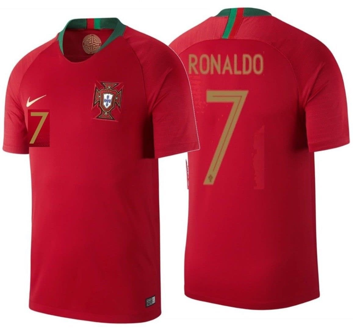outlet store 83c40 80b97 Portugal Soccer Jersey For Men, Women, or Youth - Custom Name and Number