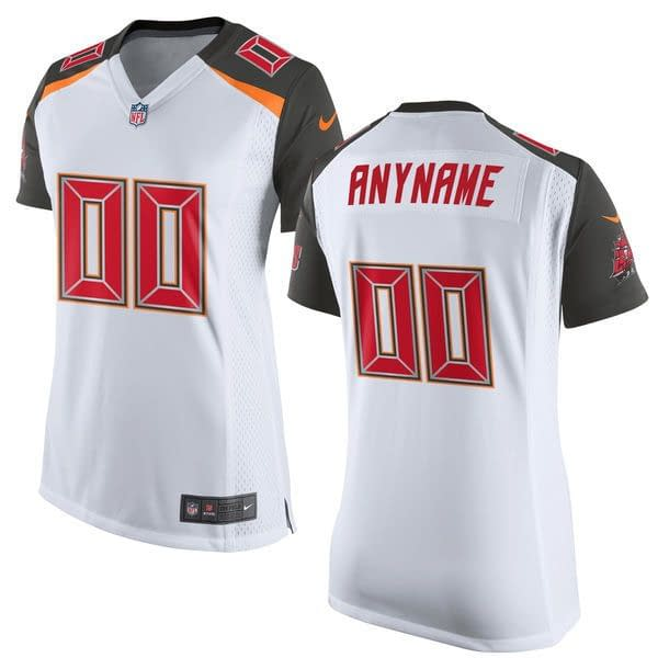 super popular db867 b70b3 🔥 Tampa Bay Buccaneers NFL Football Jersey For Men, Women, or Youth  (Custom Name and Number) | RefuseYouLose.com | Refuse You Lose
