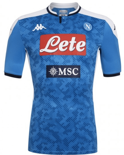 S.S.C. Napoli Soccer Jersey For Men, Women, or Youth (Any Name and Number)
