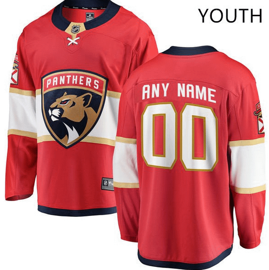 official photos 05e95 66dd2 🔥 Florida Panthers NHL Hockey Jersey For Men, Women, or Youth |  RefuseYouLose.com | Refuse You Lose