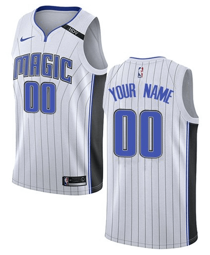 outlet store 9311e 02819 Custom Orlando Magic NBA Basketball Jersey For Men, Women, or Youth (Any  name and Number)