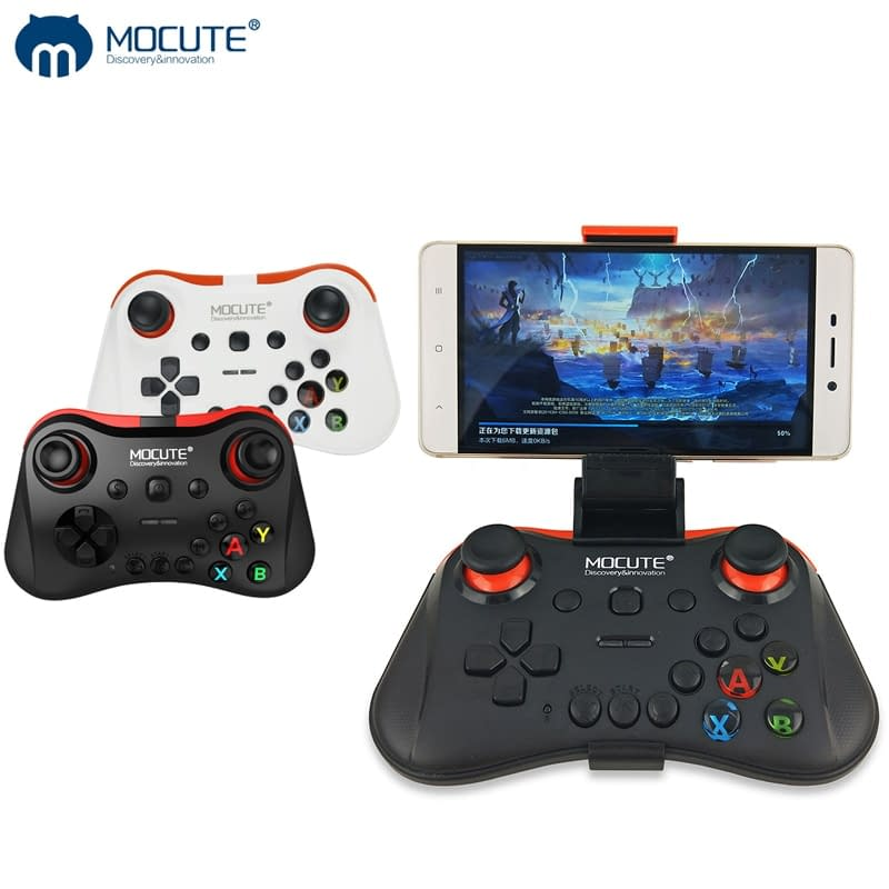 Gamepad Controller For Smart Phone (iOS or Android) and PC
