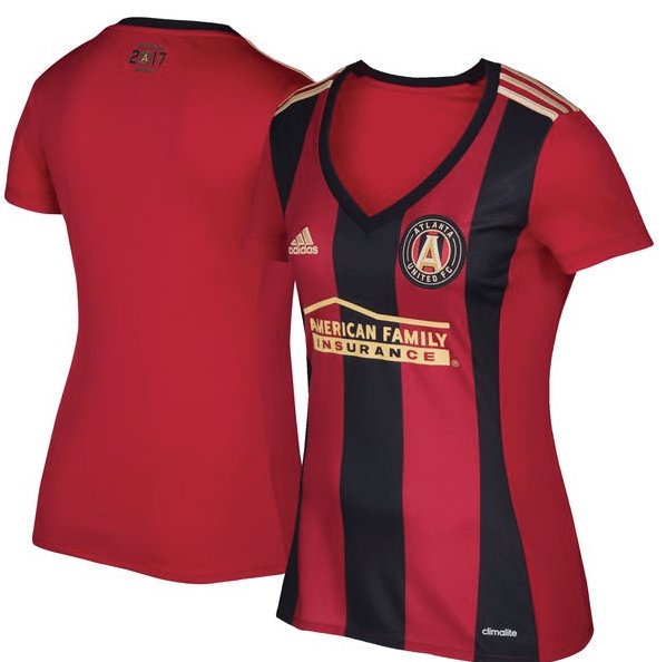 the latest 47c78 efdd7 🔥 Atlanta United FC MLS Soccer Jersey for Men, Women, or Youth - Custom  Name and Number | RefuseYouLose.com | Refuse You Lose