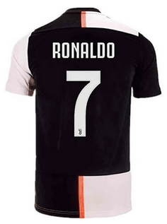 Cristiano Ronaldo Juventus F.C. or Portugal Soccer Jersey for Men, Women, or Youth
