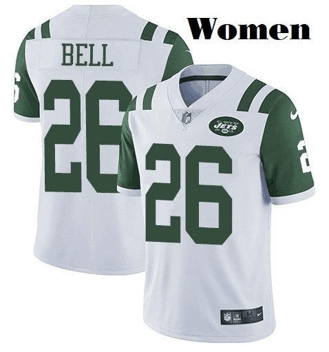 outlet store 75f1b 21baf 🔥 Le'Veon Bell New York Jets NFL Football Jersey for Men, Women, or Youth  | RefuseYouLose.com | Refuse You Lose