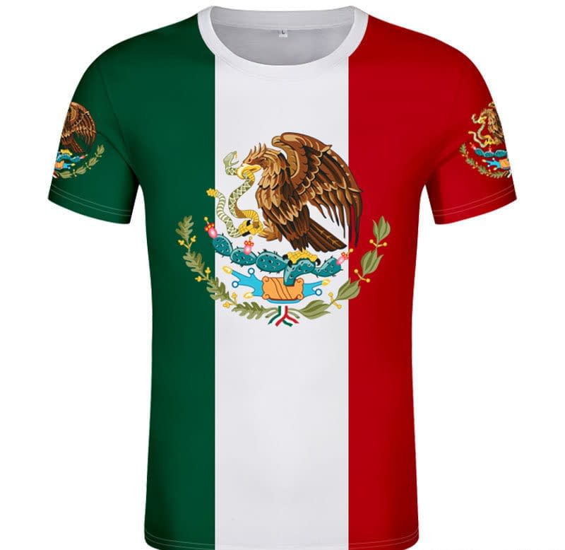 Mexico T-Shirt | Any Country Available